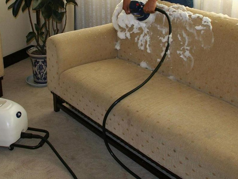 Residential Couch Cleaning